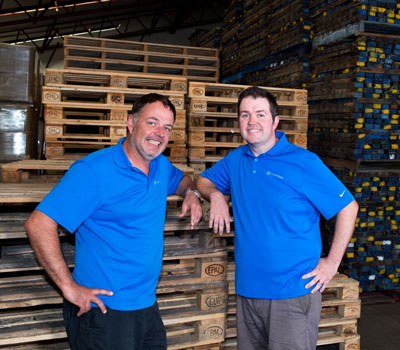 Pallet Experts Main Support4