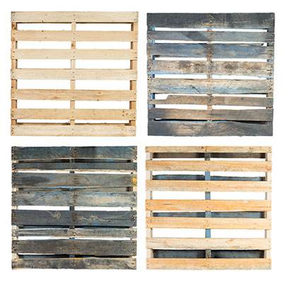 Recycled Pallet Types Main Support